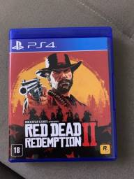 Red Dead Redemption 2 PS4 COM MAPA