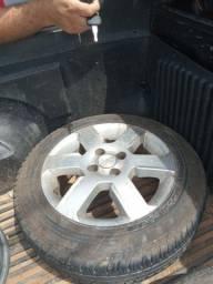Roda aro 15 Chevrolet 700