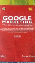 Livro Google marketing,novo,r$90,00/leia o anúncio