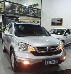 Honda CR-V EXL 4x4 - Novíssima !!