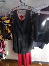 Lote de roupas 200 peças