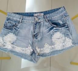 Short Jeans DWZ (TAM 40)