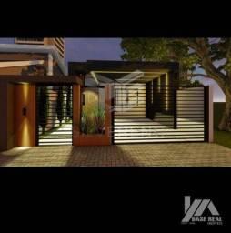 Casa com 3 dormitórios à venda, 107 m² por R$ 450.000,00 - Santa Cruz - Guarapuava/PR