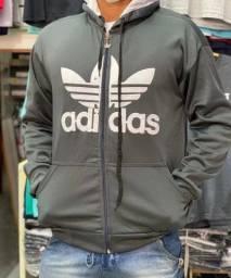 Promoção casaco moletom Adidas (p ao GG) entrega gratuita para toda João pessoa