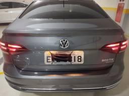 VW Virtus highline 200TSI + Top +Som Beats (Único Dono)