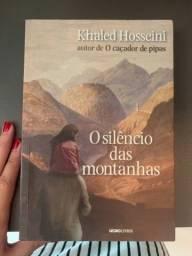 Livro O silêncio das montanhas - Khaled Rosseini