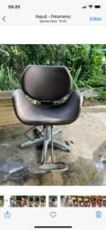 Cadeira Cabelereira