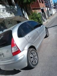 Carro C3 Flex cor prata