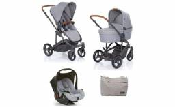 Vendo carrinho de bebê 1 ano de uso, mais informações pelo whatsapp *