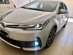 Título do anúncio: Vendo Corolla Altis 2018 único dono