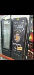 Expositor de bebidas 230 litros slin pronta entrega - felário