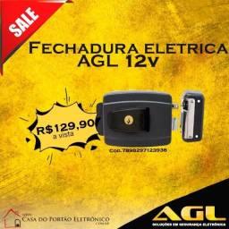 Fechadura Elétrica AGL 12v F. Especial - Agl