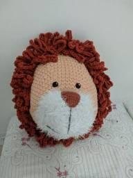Lindo leão para decoração