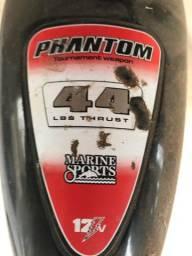 Motor Elétrico Phantom pesca e lazer