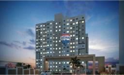Apartamento com 1 dormitório à venda, 39 m² por R$ 162.900,00 - Pitimbu - Natal/RN