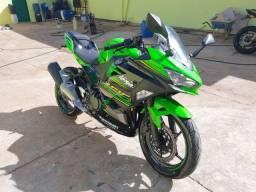 Kawasaki Ninja 400 2019 único dono