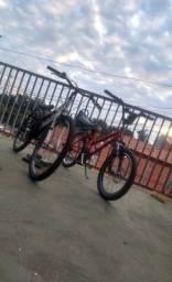 Bike aro 20 montadinha