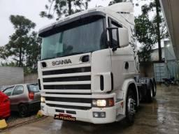 Scania 124 R420 ano 2005 trucado 6x2