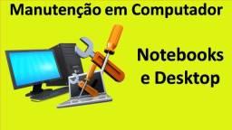 Manutenção em PC e Notebook
