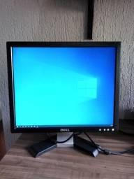 """Monitor Dell modelo E178FPc LCD 17"""""""