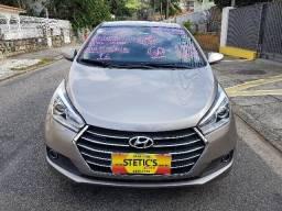 Hyundai Hb20 s 1.6 premium automático + couro c/ 5.800kms ( entrada + 60 x 1.199,00 ) - 2016