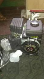 Motor bomba