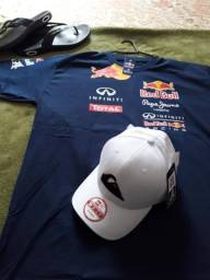 Camiseta red bull top