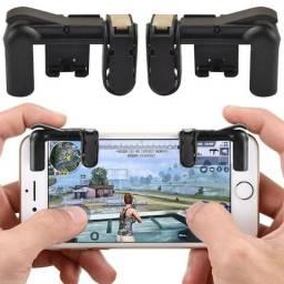 Kit 2 Pares De Controles Gatilhos L1 R1 para Smartphone
