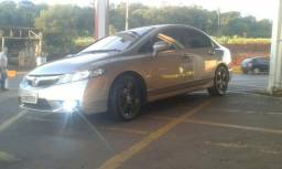 Civic Manual LXS 2008 Completo! - 2008