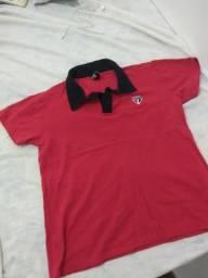 Camiseta Polo São Paulo FC