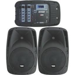 Kit de PA portátil Novik Evo410 Handy