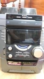 Mini System Philips CD, Radio Digital Equalizer digital tuner
