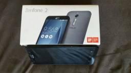 Asus Zenfone 2 - 16gb - 4Gb de RAM - Android 6.0 - Prata ? Não Aceito Trocas
