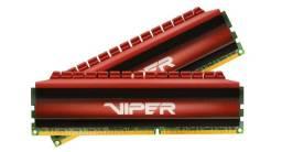 Memória 16gb DDR4 Patriot Viper 4 Série 3200 Mhz Pc4 25600