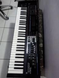 Teclado Roland Juno-gi Sintetizador Novo