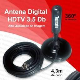 Antena Interna Externa Tv Digital Hdtv