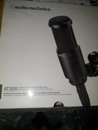 Microfone condensador at 2020 vender ou trocar