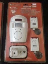 Alarme sensor