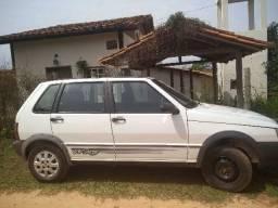 Fiat Uno 2008/2008 4p - 2008