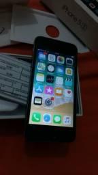 Iphone 5s 15GB com caixa e nota fiscal