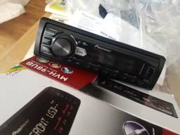 Radio som automotivo Pionner Usb