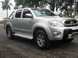 Toyota Hilux 3.0 SRV 4x4 Aut - 2010