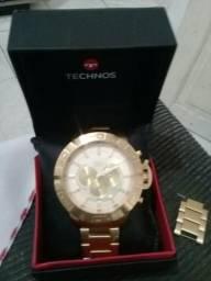 f52e574808b Vendo ou troco por celular do meu interesse relógio Technos legacy 10 atm
