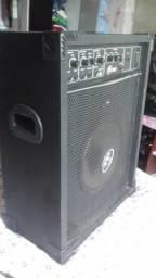 É para trocar logo caixa amplificador