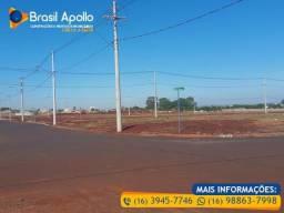 Terreno de Esquina 307 m² no Terras de Santa Elisa I em Sertãozinho