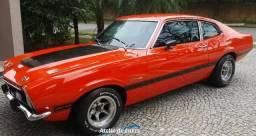 Maverick GT 1974 V8 Todo Original - Nunca Restaurado - 46.000 KM - Ateliê do Carro