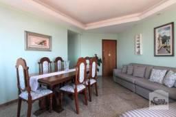 Apartamento à venda com 3 dormitórios em Alto caiçaras, Belo horizonte cod:254368