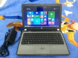 Notebook HP ótimo, 500gb, Entrego