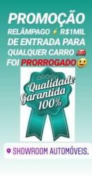 Recuse IMITAÇÕES!! R$1MIL DE ENTRADA MESMO SÓ NA SHOWROOM AUTOMÓVEIS - 2014