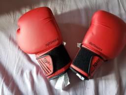 Vendo luvas de boxe kit